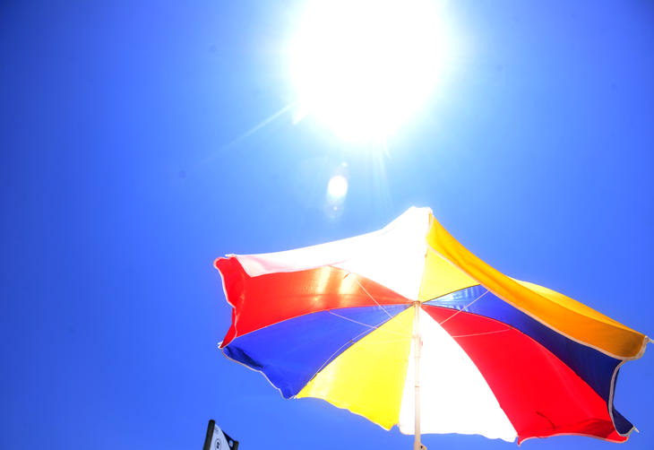 dia de sol praia